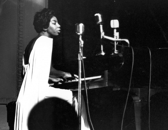Photo of Nina Simone